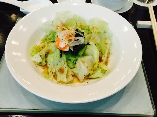 リージェントホテル台北料理