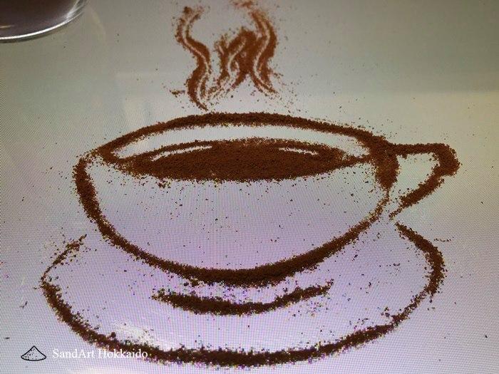 コーヒーアート