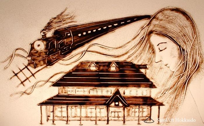 旧室蘭駅舎ブログ用